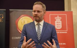 Dubes Denmark Merasa Terhormat Bisa Menyaksikan Langsung Pelantikan Presiden RI - JPNN.com