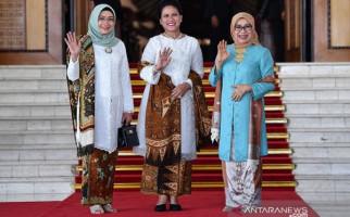 Ini Makna Batik yang Dipakai Bu Iriana saat Jokowi Dilantik - JPNN.com