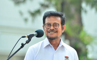 Diprediksi jadi Menteri Pertanian, Syahrul Yasin Limpo: Itu Urusan Bapak - JPNN.com