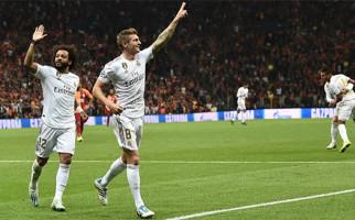 Toni Kroos Pastikan Kemenangan Pertama Real Madrid di Liga Champions - JPNN.com