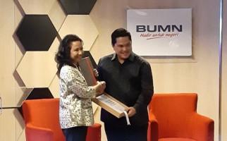 Tiga Pesan Rini Soemarno untuk Menteri BUMN Erick Thohir - JPNN.com