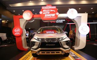Di GIIAS 2019 Medan, Mitsubishi Pasang Target Penjualan 260 Unit - JPNN.com