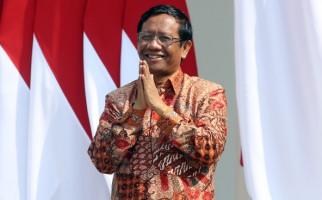 Mahfud MD Singgung soal Menyiapkan Baju, Peserta Dialog Tertawa - JPNN.com