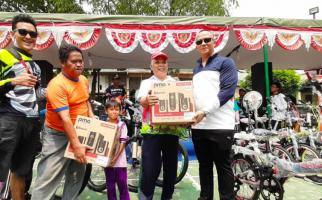 Komunitas Sepeda Ajak Masyarakat Biasakan Gowes untuk Hidup Sehat - JPNN.com