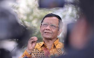 Mahfud MD Kehilangan Magnetnya, Sulit Menang jika Maju Pilpres 2024 - JPNN.com
