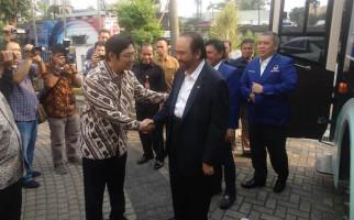 Surya Paloh, Petinggi PKS dan Nasdem Gelar Pertemuan Tertutup - JPNN.com