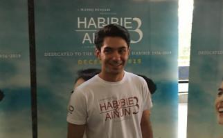 Habibie & Ainun 3, Film Sangat Emosional Bagi Reza Rahadian - JPNN.com
