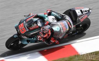 Gila, Fabio Quartararo Cetak Rekor di FP2 MotoGP Malaysia - JPNN.com
