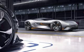 Edan! Sportscar Listrik Jaguar Ini Bisa Tembus 100 Kpj di Bawah 2 Detik - JPNN.com