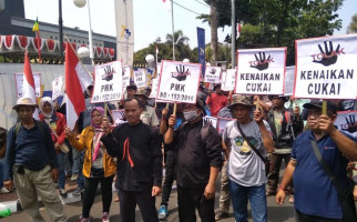 Jika Tarif Cukai Rokok Naik, Ribuan Petani Tembakau Bakal Demo ke Jakarta Temui Jokowi - JPNN.com