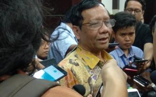 Gerah dengan Djoko Tjandra, Mahfud MD Siapkan Tim Pemburu Koruptor - JPNN.com