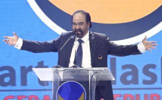 Sindir Partai Sok Pancasilais Melulu, Surya Paloh Yakin PDIP Tidak Tersinggung - JPNN.com