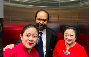 Surya Paloh: Mbak Megawati Sahabat Sejati NasDem - JPNN.com