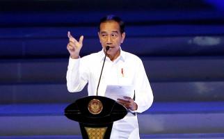 Penilaian Presiden Jokowi buat Akting 3 Mas Menteri di Hari Antikorupsi - JPNN.com