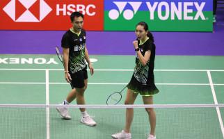 Singapore Open Batal, Gloria Pasrah, Richard Sebut BWF Tak Adil - JPNN.com