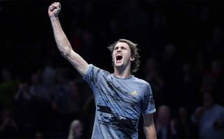 ATP Finals 2019: Zverev Masuk Semifinal, Nadal Tersingkir - JPNN.com