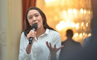 Putri Indahsari Mengaku Dikasih PR oleh Presiden Jokowi, Apa tuh? - JPNN.com