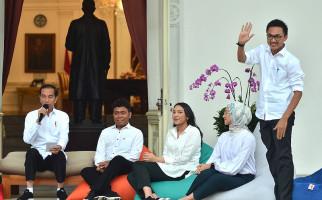 Arief Poyuono: Tak Usah Temui Pedemo, Stafsus Milenial Juga Belum Tentu Paham - JPNN.com