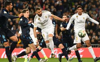 Kena Pukul Lebih Dahulu, Real Madrid Mengamuk, Kini Sama dengan Barcelona - JPNN.com