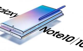 Samsung Galaxy Note 10 5G Series Belum Dapat Pembaruan Android 10 - JPNN.com
