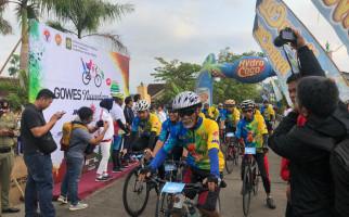 Warga Kulon Progo Bersuka Cita Lewat Gowes Nusantara - JPNN.com