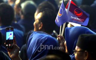 Rombongan Petinggi NasDem Alami Kecelakaan Beruntun - JPNN.com