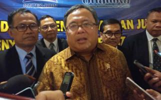 Menristek Bambang Brodjonegoro Sedang Galau - JPNN.com