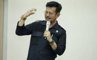 Mentan Syahrul Dorong Sulsel Jadi Pionir Perkereditan KUR - JPNN.com