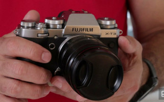 Fujifilm Perbarui Kamera Mirrorless X-T3 dengan Tambahan Gimbal - JPNN.com