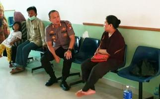 Sopir Taksi Online Dibegal, Leher Digorok, Masih Selamat - JPNN.com