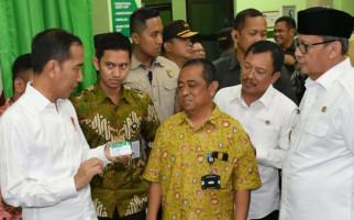 Sidak ke RSUD Cilegon, Begini Temuan Jokowi soal BPJS - JPNN.com