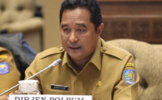 Kapuspen Kemendagri: PKPU Nomor 18 Tahun 2019 tak Bertentangan dengan UU - JPNN.com