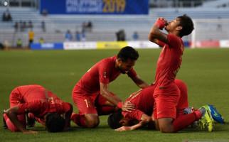 Digunduli Vietnam, Garuda Muda Gagal Raih Emas SEA Games 2019 - JPNN.com