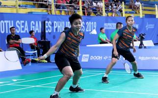 Greysia/Apriyani Pastikan Emas Ketiga Badminton SEA Games 2019 - JPNN.com