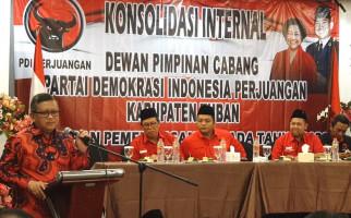 PDIP Bukan Partai Elite, Hasto Ajak Sesama Kader Terus Dekati Rakyat - JPNN.com