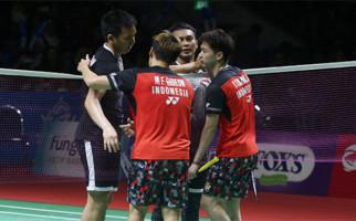 Anak Daddies Seperti Tak Rela Minions yang Juara Indonesia Masters 2020 - JPNN.com