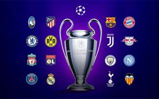 Hasil Undian 16 Besar Liga Champions: Madrid Ketemu City, Atletico Vs Liverpool - JPNN.com