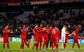 Statistik Liga Champions: Lewandowski dan Bayern Muenchen Paling Ganas - JPNN.com
