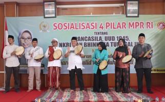 MPR Sosialisasikan Empat Pilar Lewat Pentas Seni Budaya Islam - JPNN.com