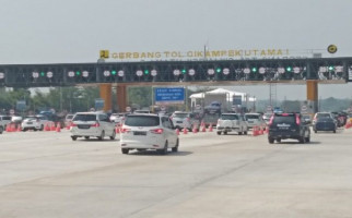 Libur Panjang Imlek, Sebegini Kendaraan yang Tinggalkan Jabotabek - JPNN.com