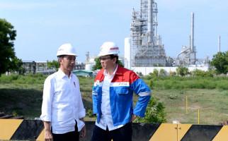 Kilang yang Ditinjau Jokowi - Ahok Ditolak Warga, Begini Respons Istana - JPNN.com