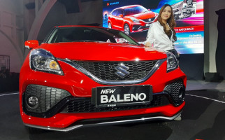 Suzuki Yakin Baleno Facelift Rebut 20 Persen Pangsa Pasar Hatchback Nasional - JPNN.com