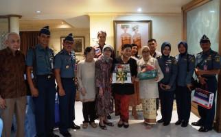 Seskoal Anjangsana Ke Keluarga Pahlawan Nasional - JPNN.com