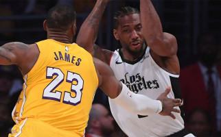 Lakers Vs Clippers: Kawhi Leonard jadi Superstar di NBA Spesial Natal - JPNN.com