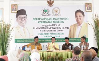 Jajal Tol Trans Jawa, Misbakhun Sampaikan Keberhasilan Jokowi - JPNN.com