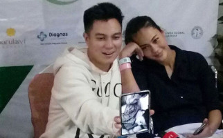 Baim Wong Diserang, Paula Verhoeven Curhat Begini - JPNN.com