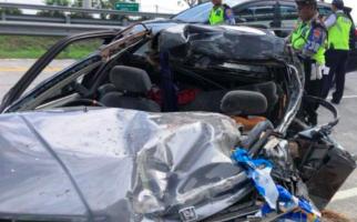 Kecelakaan Maut di Jalan Tol, Hanya Suami yang Selamat - JPNN.com