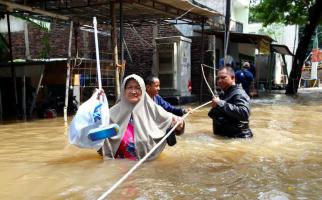 Data Terkini Korban Banjir dan Longsor di Jabodetabek - JPNN.com