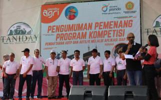 Tani's Day, Petani Bali Dapat Bantuan KUR dan AUTP - JPNN.com