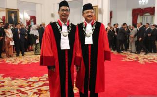 Daniel dan Suhartoyo Jadi Hakim Mahkamah Konstitusi - JPNN.com